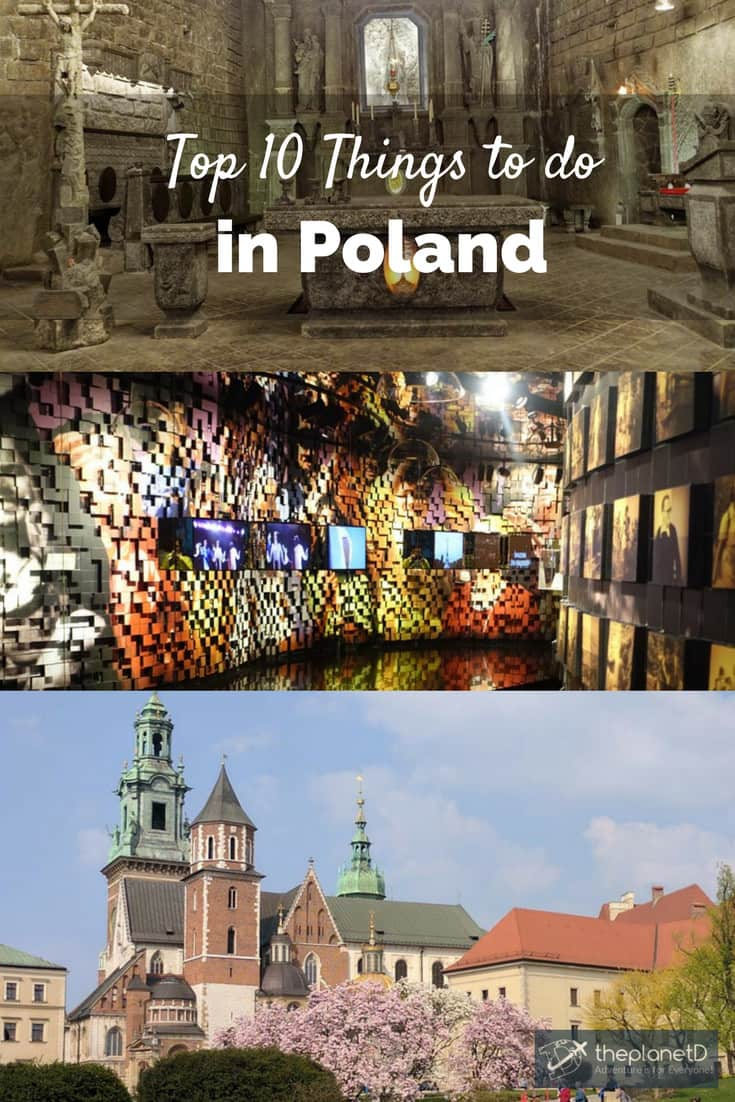 top things to see in Poland