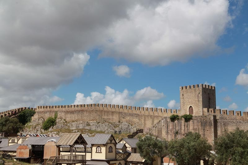 what to see in Portugal Obidos