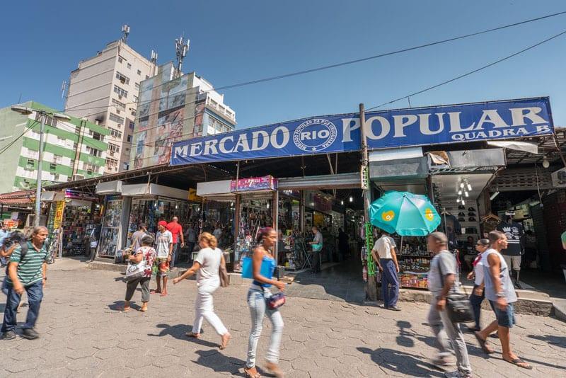 things to do in rio de janeiro market