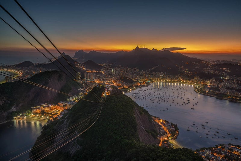 things to do in rio de janeiro night