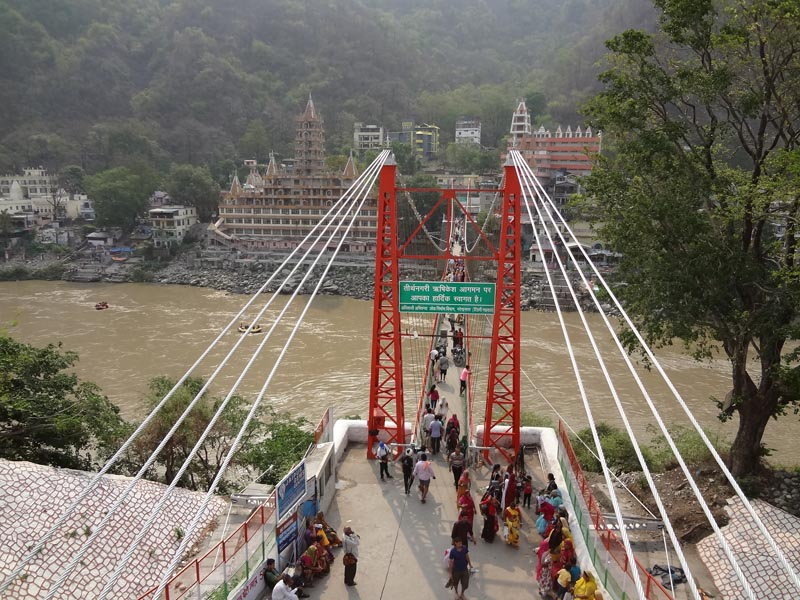 what to do in rishikesh tourist sites
