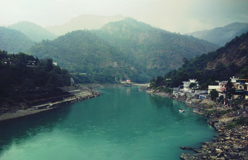 what to see in rishikesh natural beauty