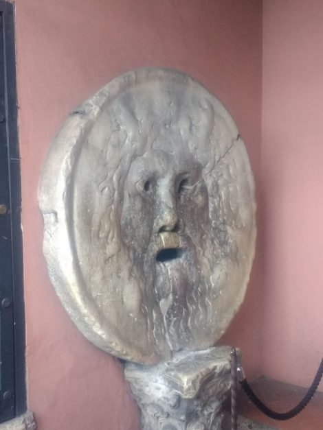 Things to do in Rome: See the Bocca della Verita