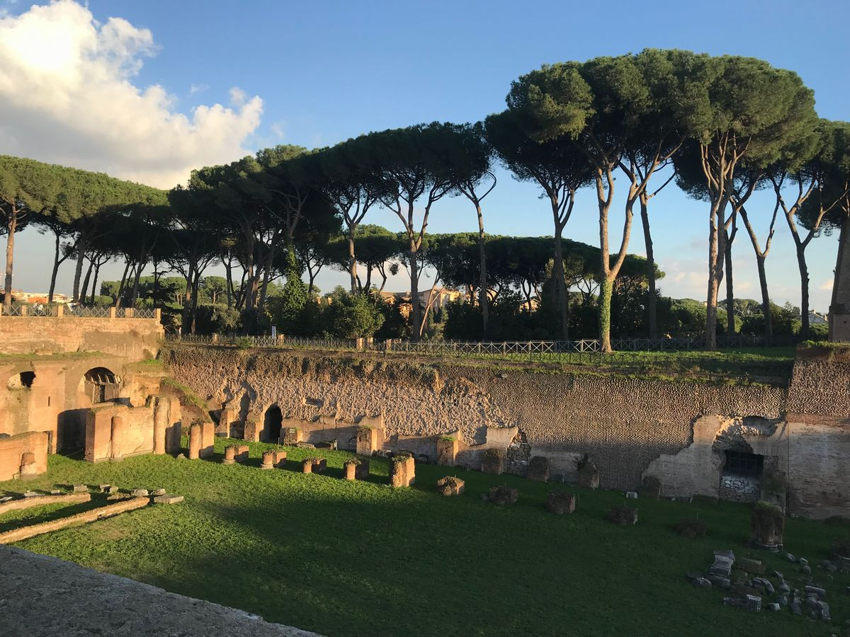 Palatine Hill on your list of things to see in Rome