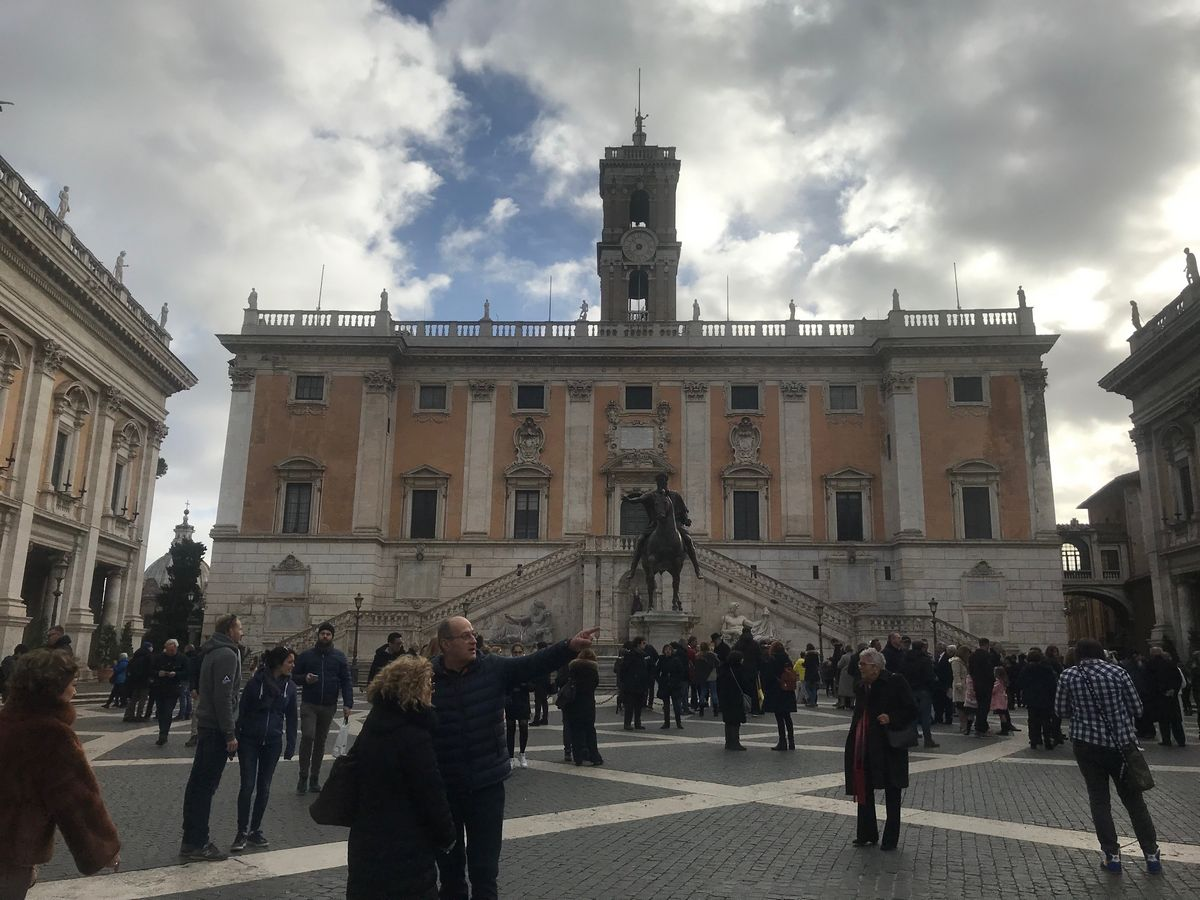 Things to do in Rome: Capitoline Museums