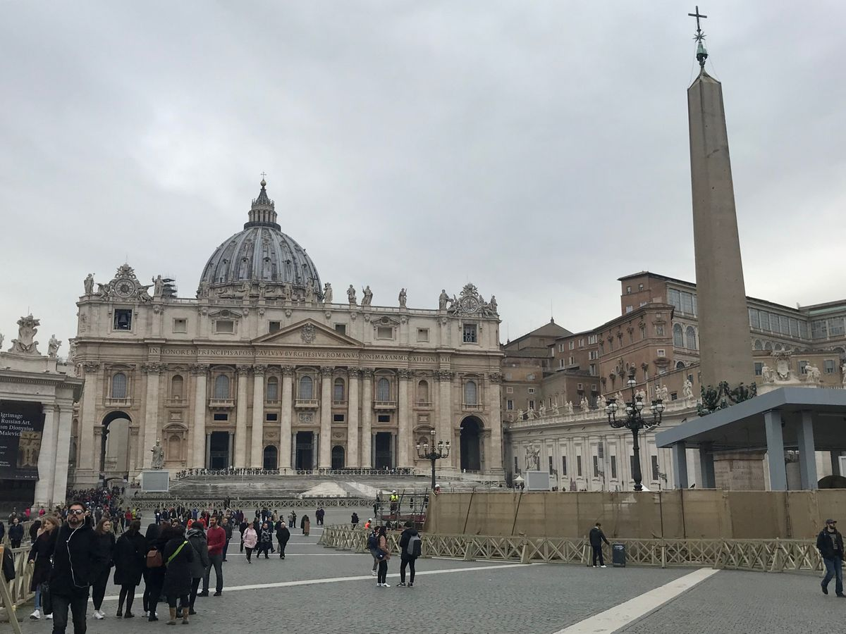 Things to do in Rome: See the Pope at Vatican City