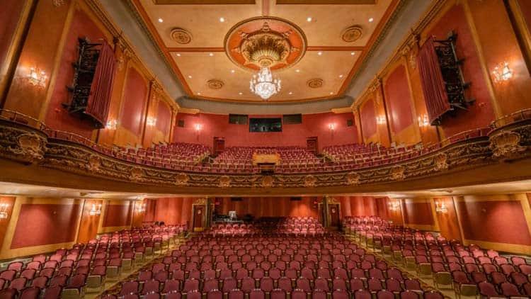 historic imperial theatre of saint john nb
