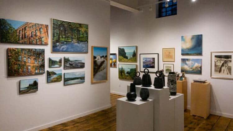 art galleries of saint john new brunswick