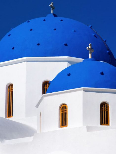 where to visit in santorini perissa