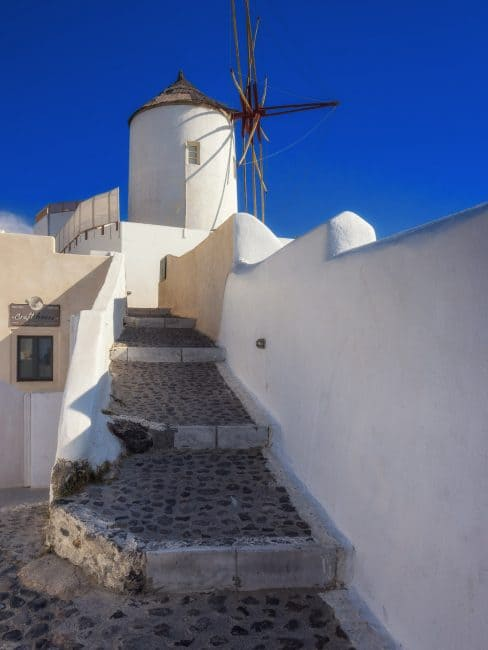 what to see in santorini oia