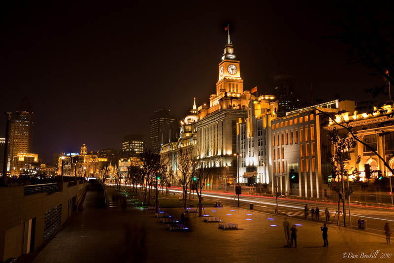 what to see in shanghai the bund