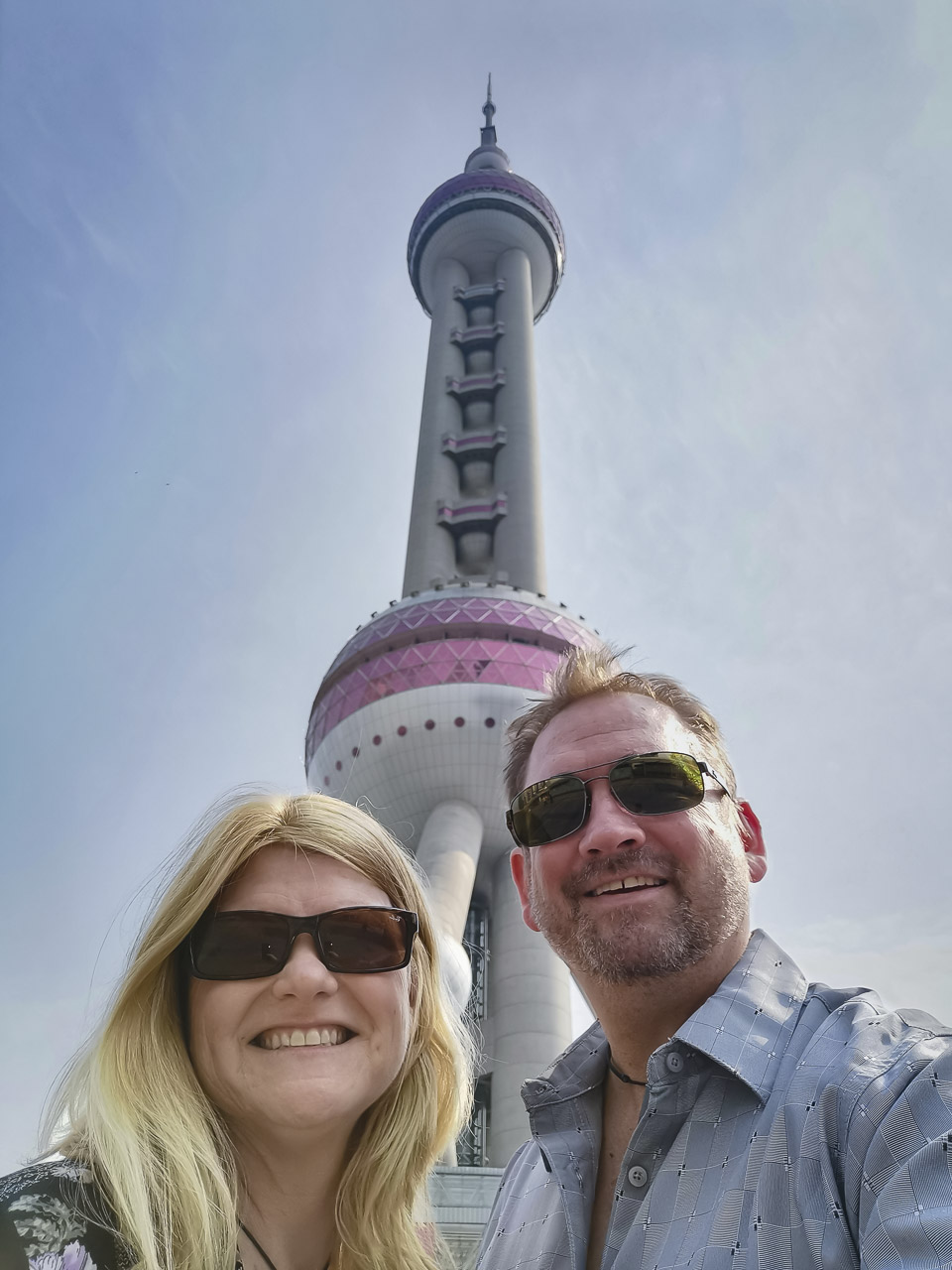 shanghai top attractions | oriental pearl tower