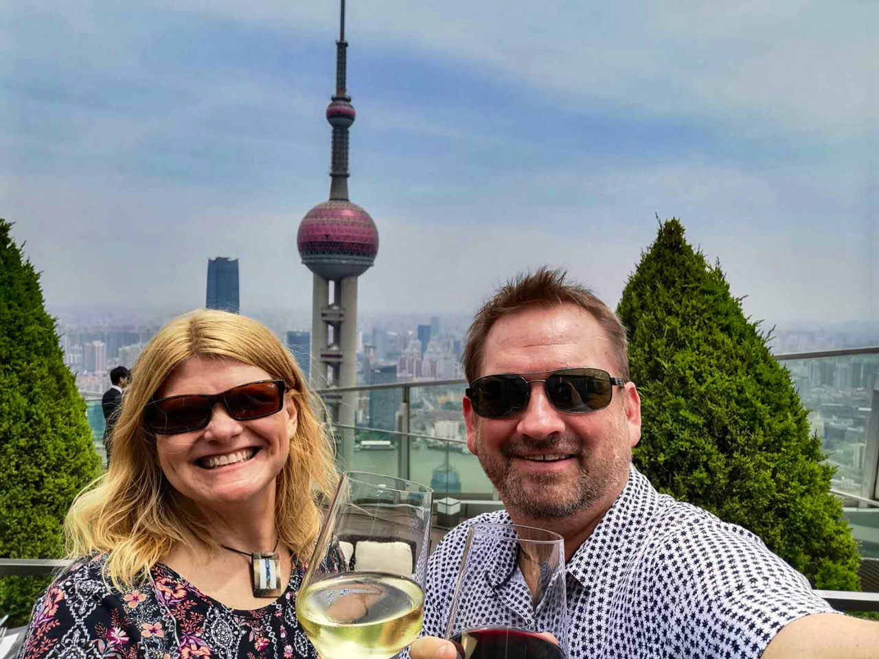 luxury things to do in Shanghai | Ritz Carlton