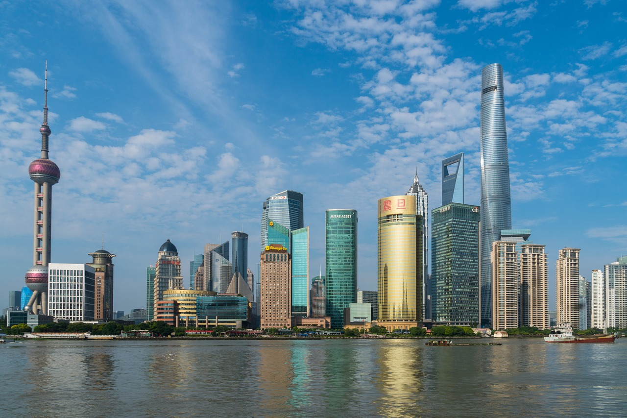 things to do in shanghai | Pudong Skyscrapers