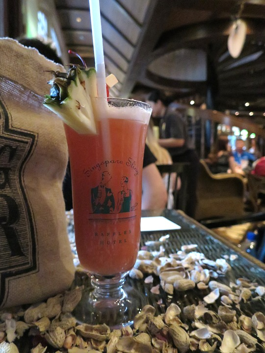 singapore sling singapore things to do