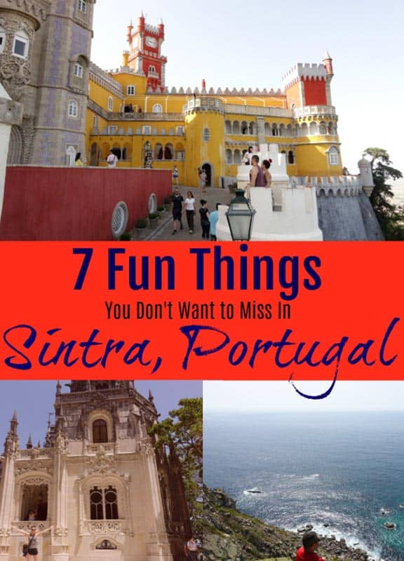 7 fun things to do in the picturesque city of sintra for Fun places to go in the city