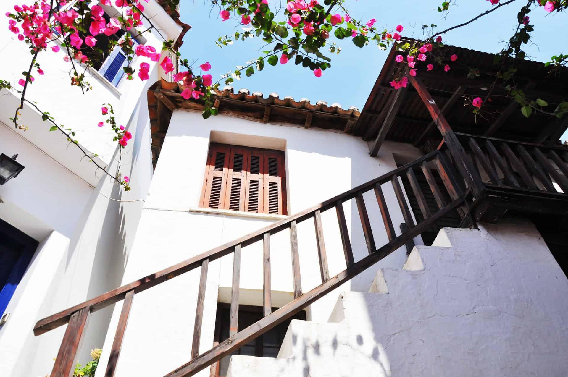skiathos greece house