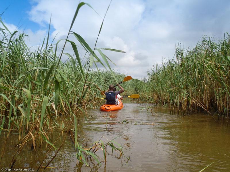 kayaking in slovakia