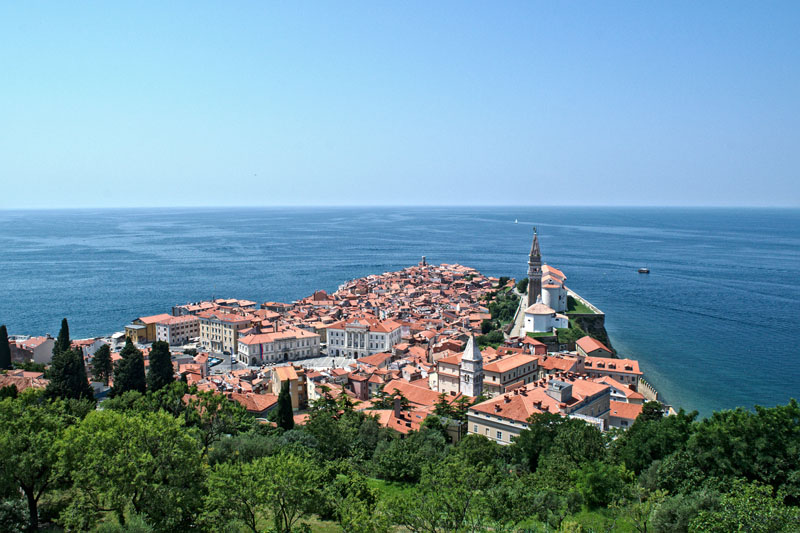 things to do in slovenia piran