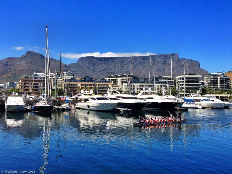 what to do in South Africa visit Cape Town