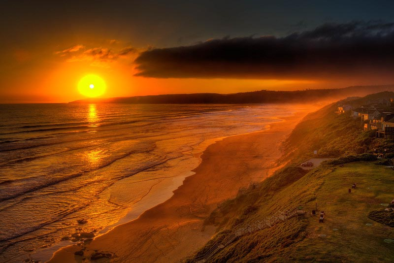Garden Route Sunset South Africa things to do