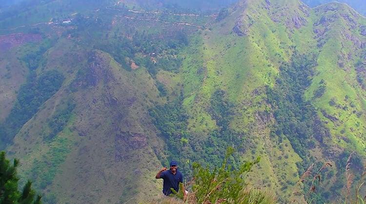 sri lanka best places to visit | Ella Rock Hike