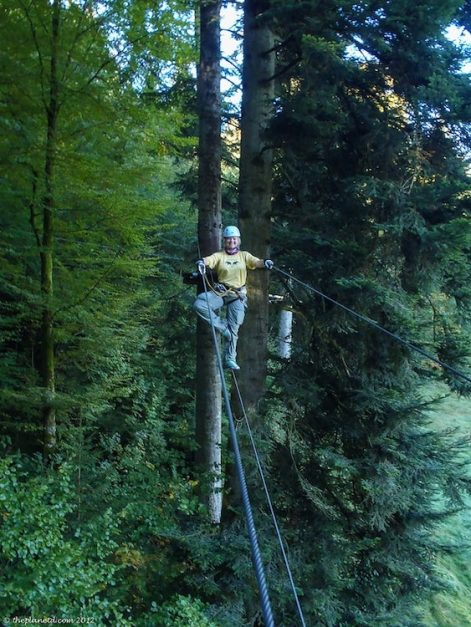 things to do in switzerland high ropes