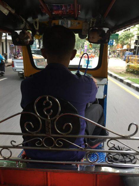 tuk tuk ride bangkok