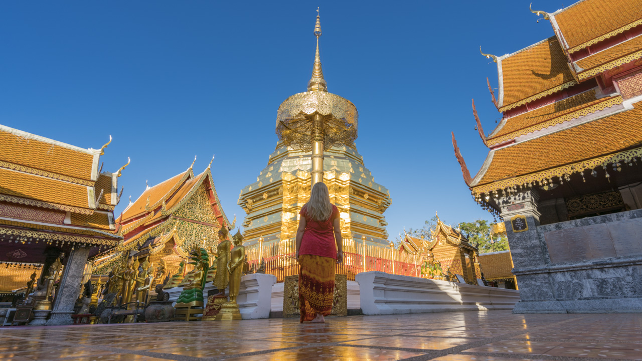 what to see in thailand | doi suthep