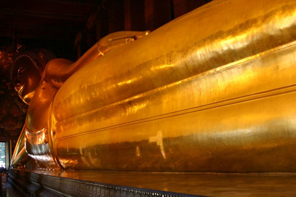 things to do in bangkok | wat Pho