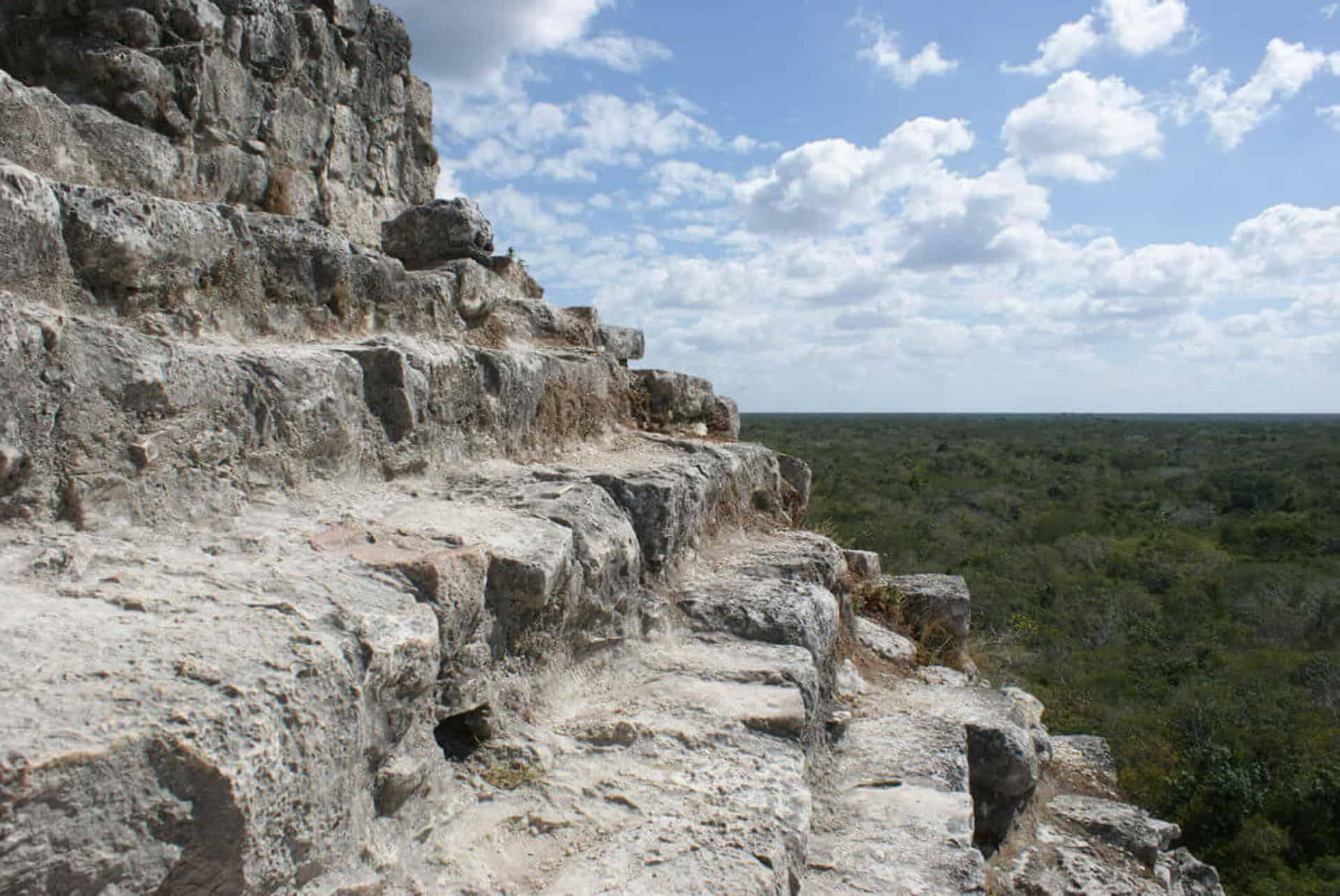 things to do Yucatan Mexico Coba Ruins