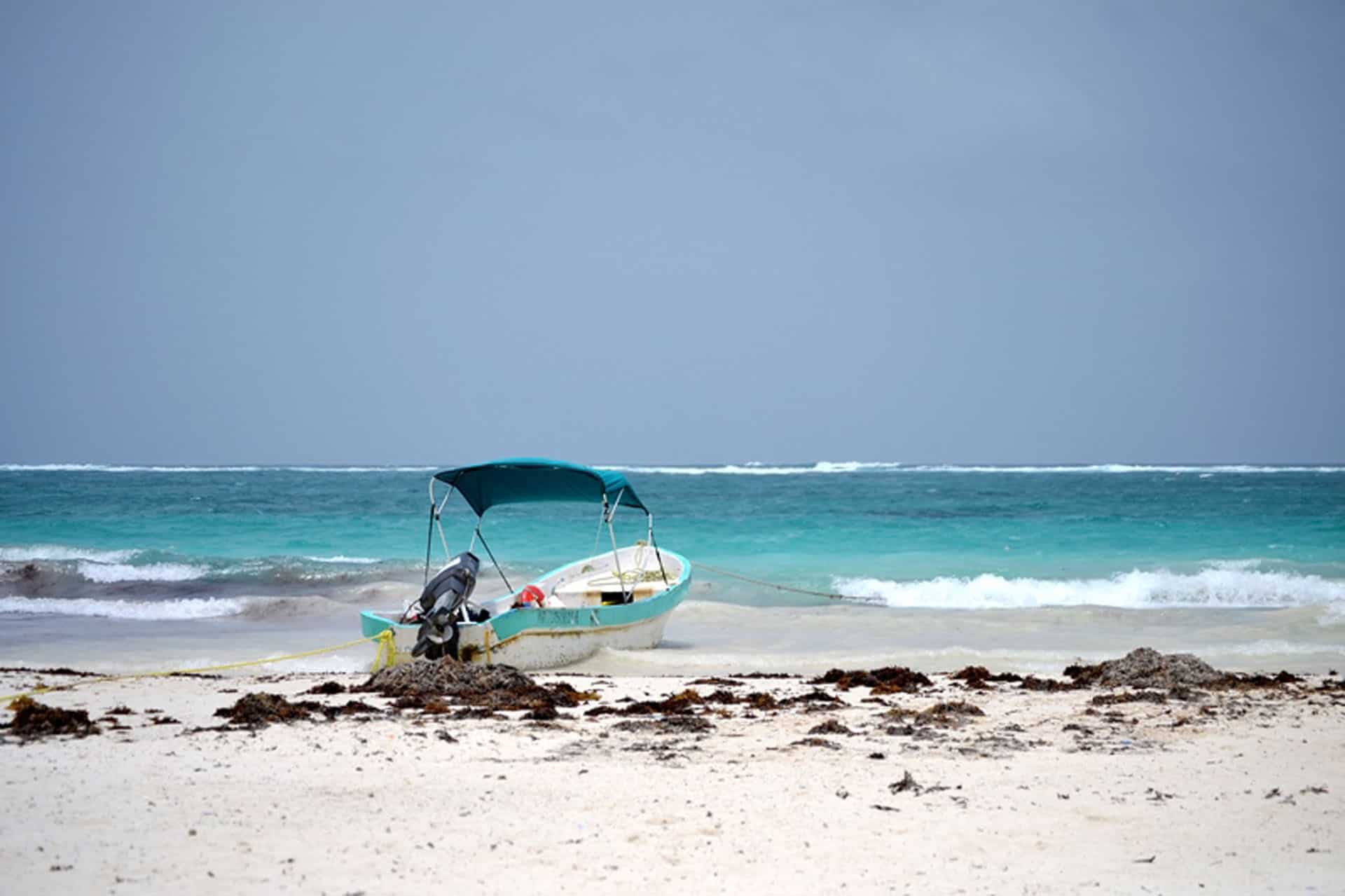 what to do on the Yucatan Peninsula Tulum boat