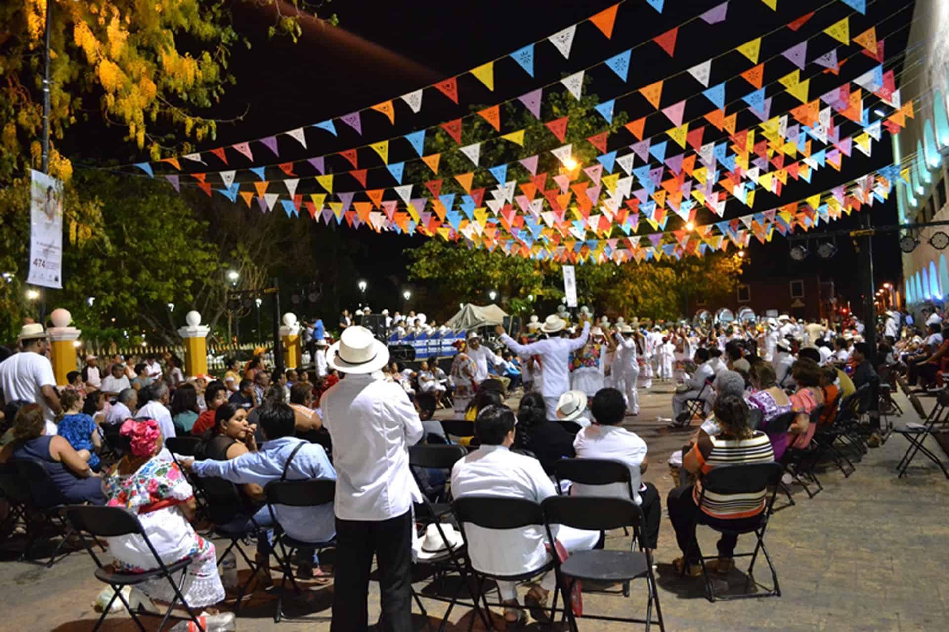 where to go Yucatan Mexico Valladolid festival
