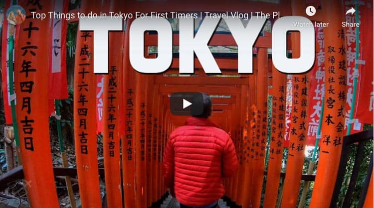 things to do in tokyo for the first time visitor