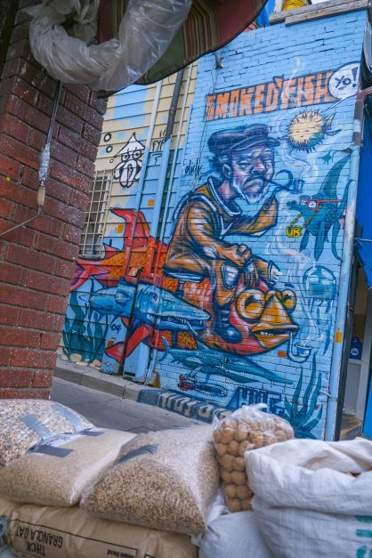 things to do in toronto graffiti alley