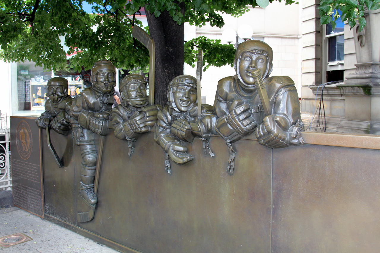 what to do in toronto hockey hall of fame