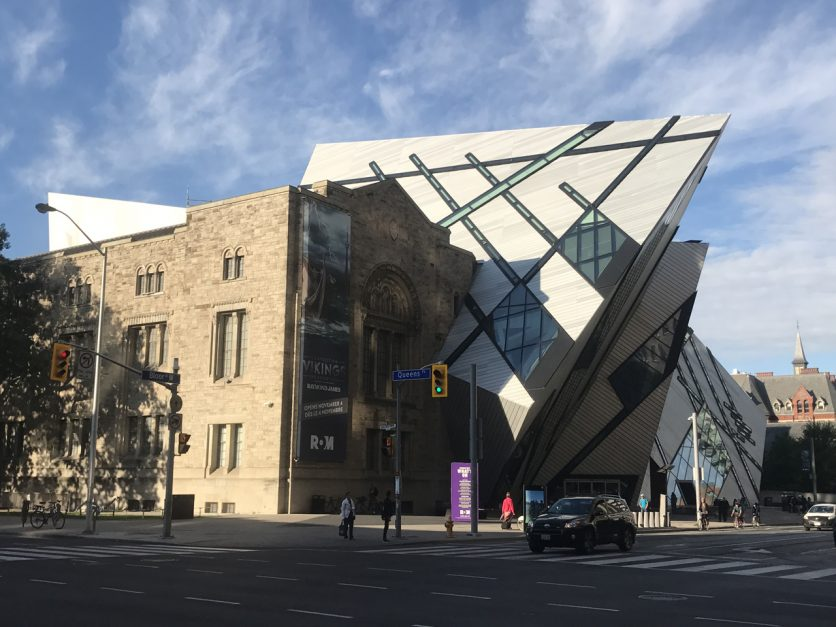 top toronto attractions Royal Ontario Museum