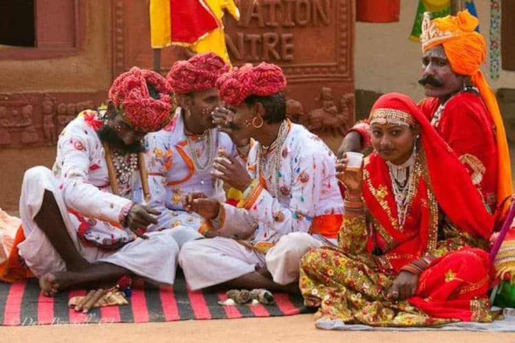 places to visit in udaipur Shilpgram Festival Udaipur
