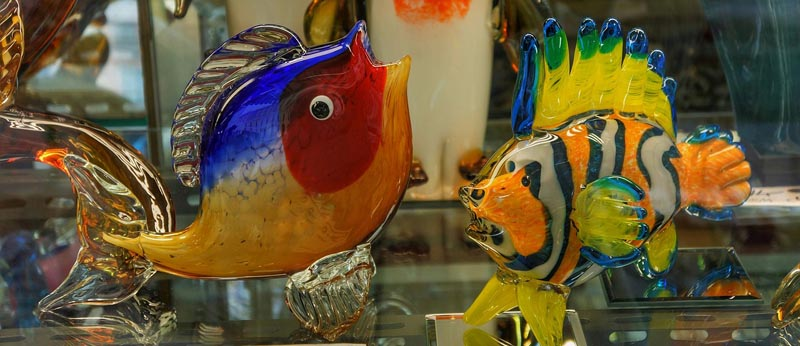 venice itinerary | shopping for murano glass