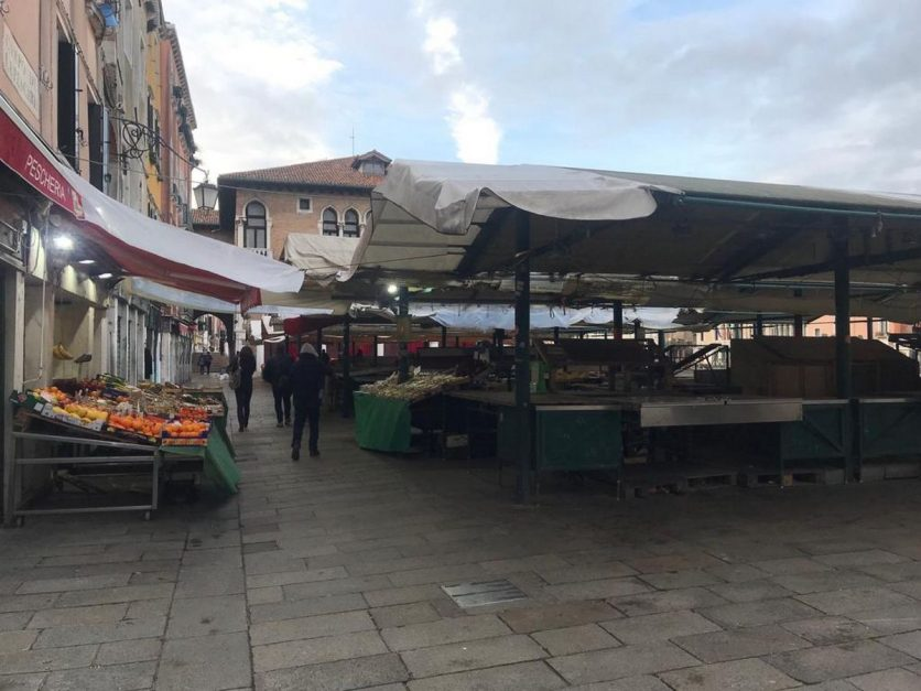 where to shop in venice | Rialto Market