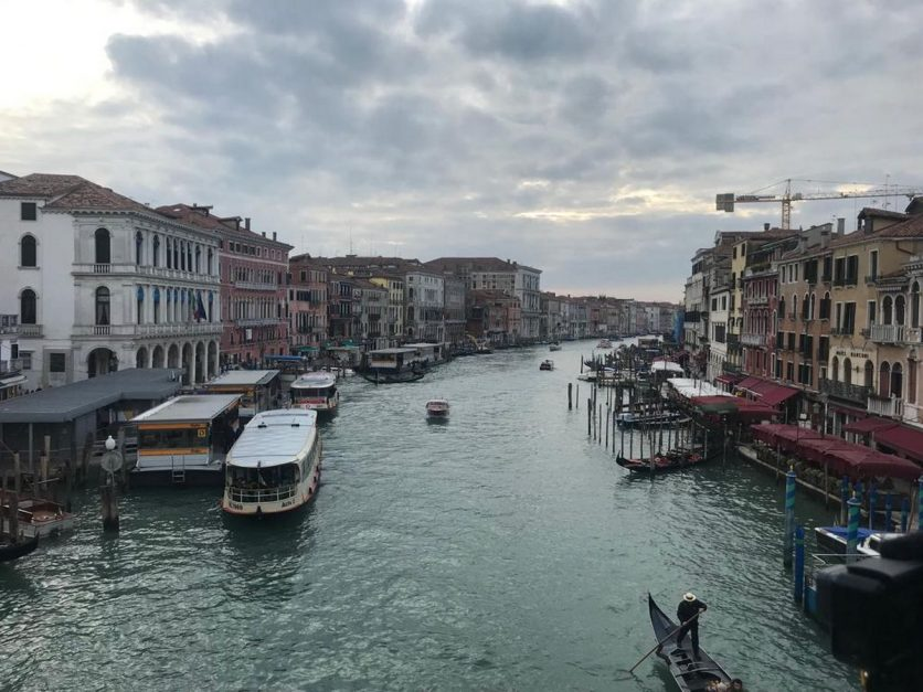 places to visit in Venice | grand canal