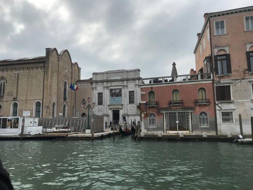 Galleria L'Accademia in Italy Venice