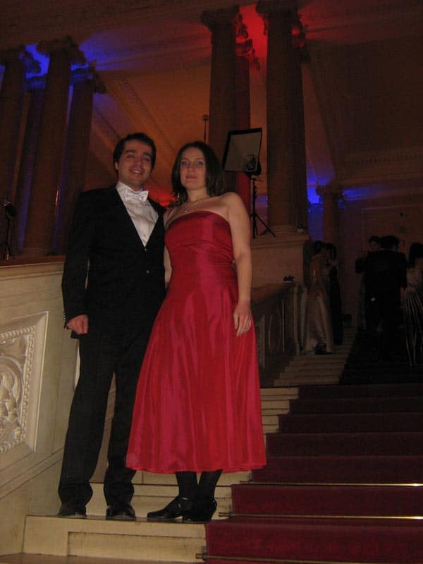 what to do in Vienna learn to waltz