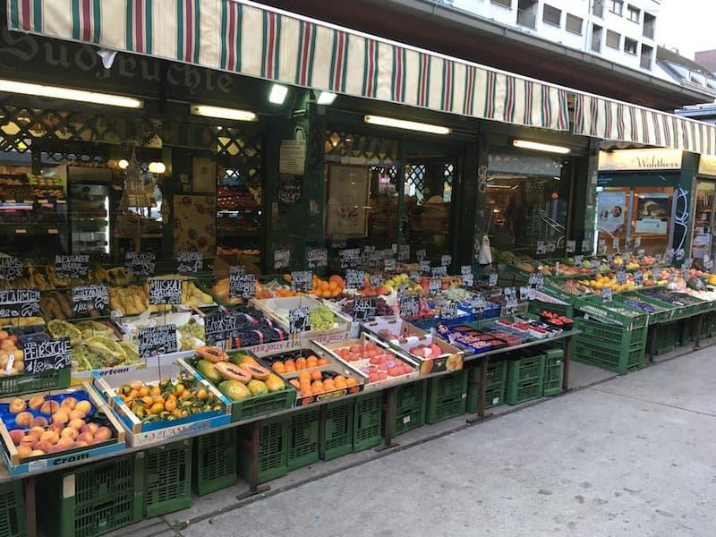 best vienna attractions markets
