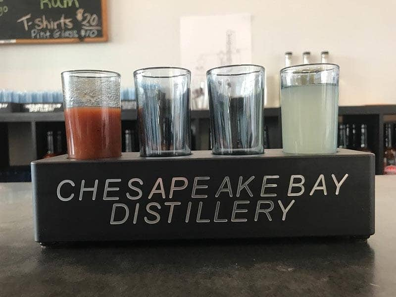 what to do in Virginia Beach distillery