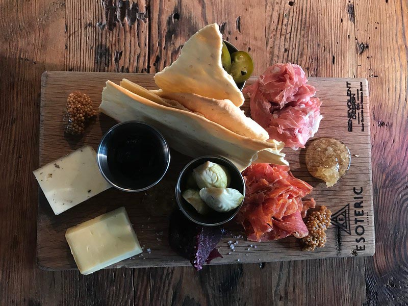 what to do Virginia Beach: Check out the budding food scene
