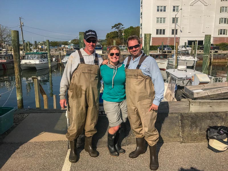 What to do in Virginia Beach Oyster Tours