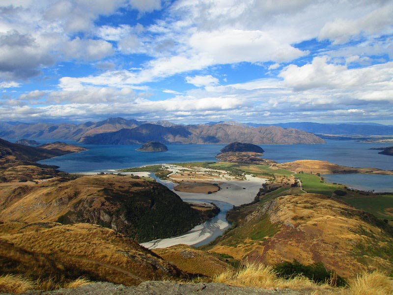 what to see in wanaka views