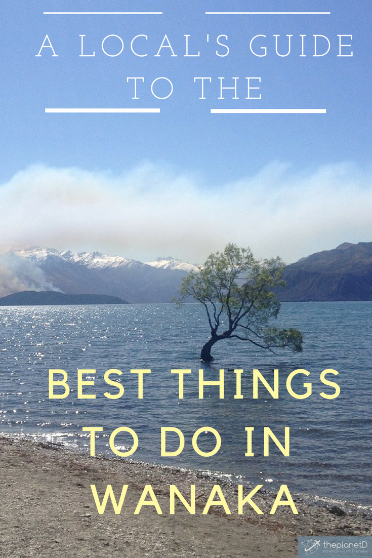 things to do in wanaka
