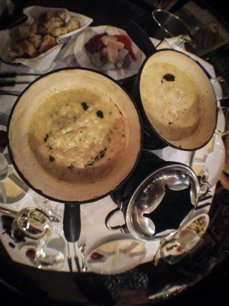 fairmont fondue
